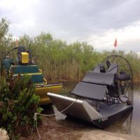 1 hour private airboat adventure